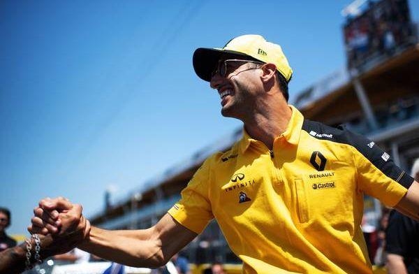 Ricciardo vergelijkt Renault met Red Bull na goed resultaat in Canada