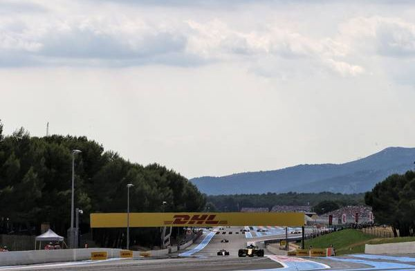 Hot weather predicted for the French Grand Prix