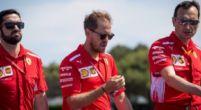 Afbeelding: Sebastian Vettel getrouwd tussen GP Canada en Frankrijk door