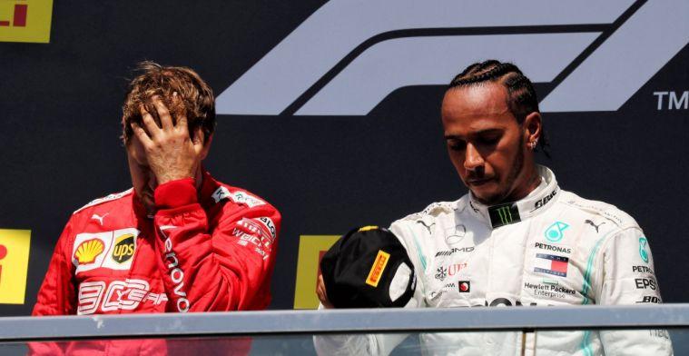 Ferrari verliest beroep tegen de tijdstraf in Canada