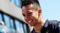 Image: Albon explains why his engine didn't get upgraded