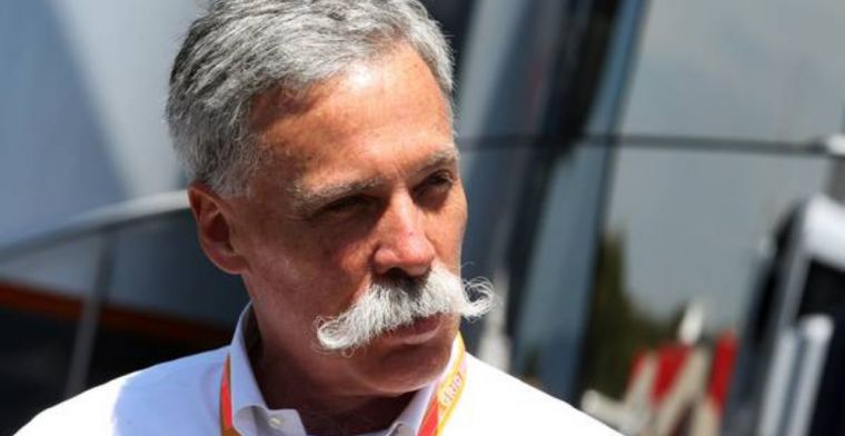 Rumour: Chase Carey to be replaced?