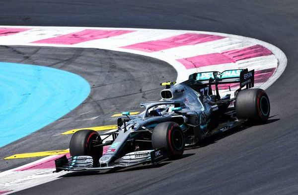 Pole sitter Hamilton happy to get potential out of car at windy Paul Ricard