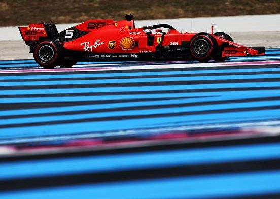 Vettel downbeat after qualifying P7: Mercedes are far away