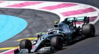 """Image: Pole sitter Hamilton happy to get """"potential out of car"""" at windy Paul Ricard"""