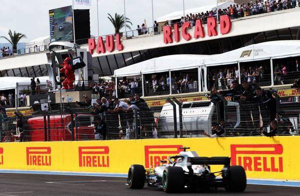 LIVE | The French Grand Prix! Can Hamilton extend his championship lead?
