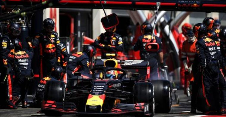 Verstappen: I can't say anything about Gasly