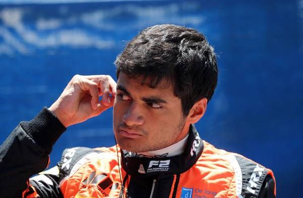 F2 driver gets NINE penalty points in one race in France!