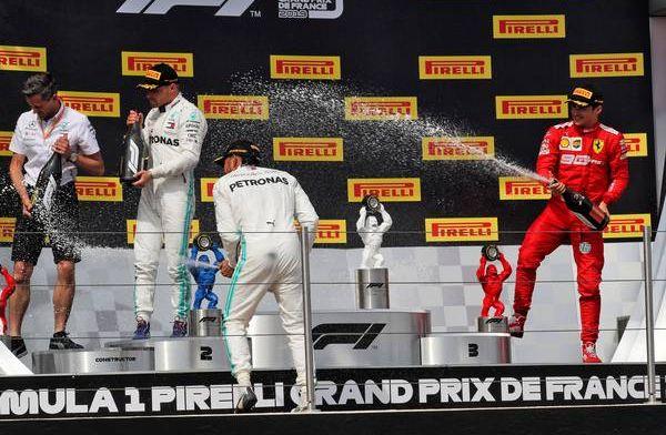 Rapportcijfers voor coureurs na Grand Prix van Frankrijk