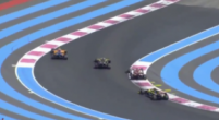 Image: WATCH: Lando Norris loses three places in final lap!