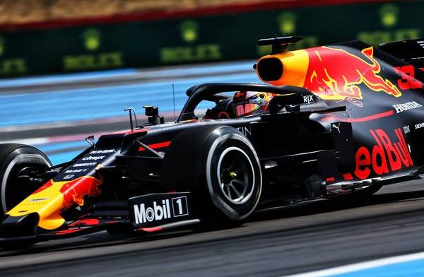Red Bull missing 60HP with Honda engine