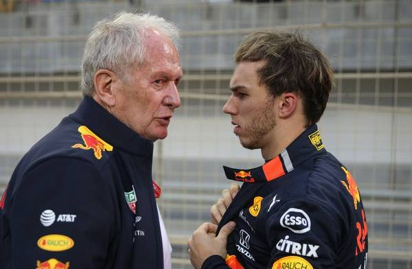 Marko plays down Gasly replacement rumors
