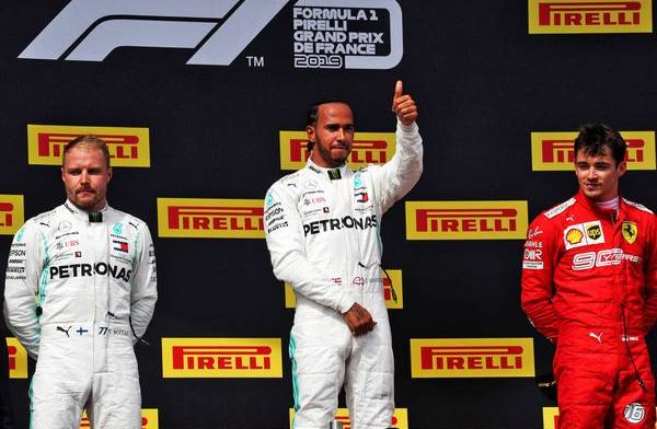 Wolff: French Grand Prix our best race of the season
