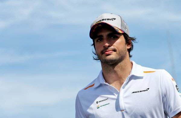 Sainz: Probably one of the easiest P6's of my career