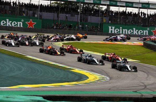 Bolsonaro: We proberen de F1 niet uit Sao Paulo weg te kapen