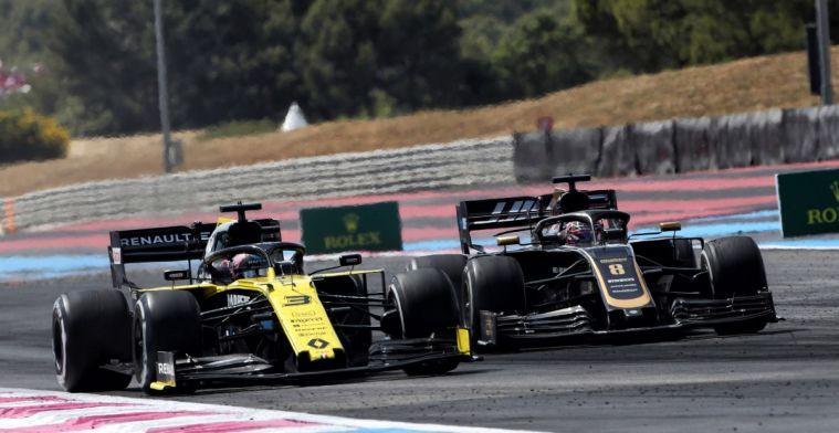 Ricciardo: Misschien moeten ze op Paul Ricard naar een andere layout gaan kijken