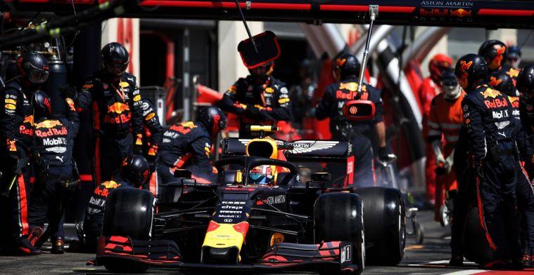 Hamilton kritisch op Red Bull: Ze passen zich niet aan