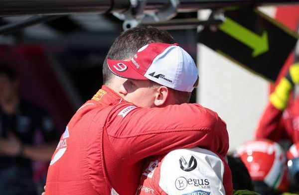 Mick Schumacher on hard to swallow F2 French GP
