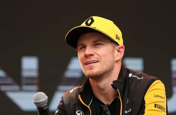Hulkenberg thinks F1 has found solution to aero problem
