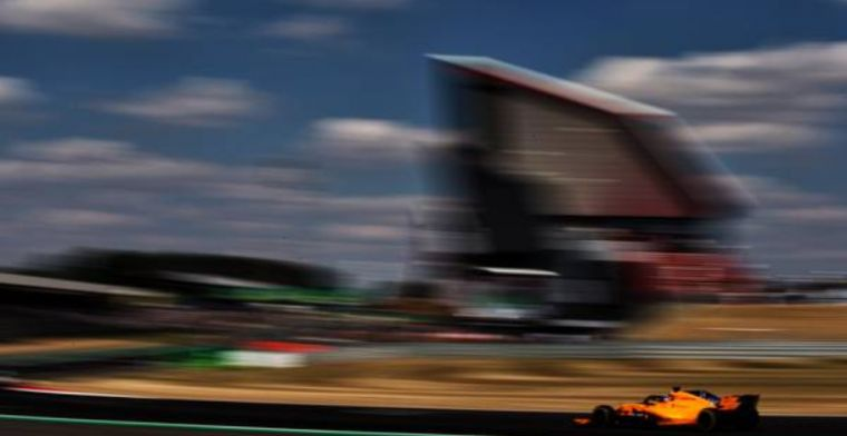 Silverstone to host 2020 F1 testing?