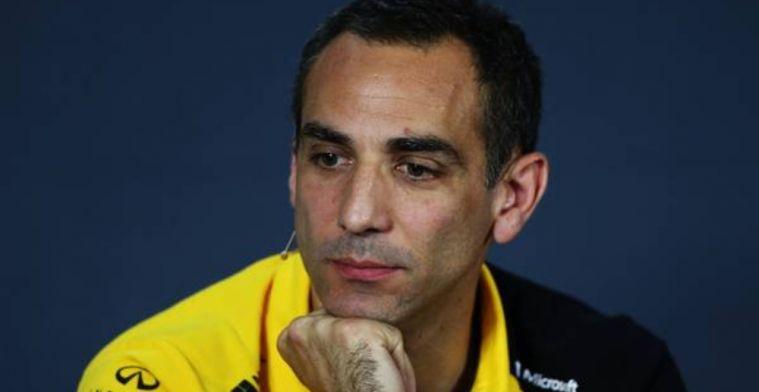 Abiteboul expecting a close battle with McLaren until the end