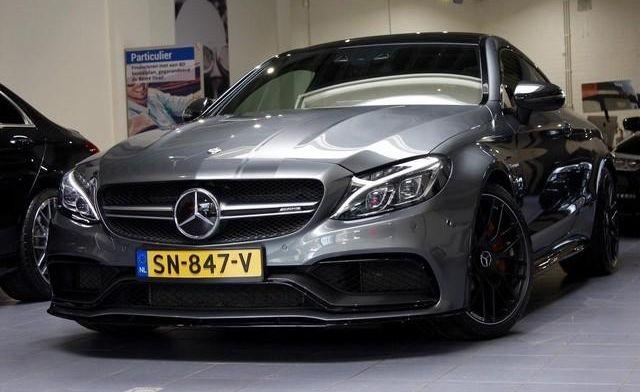 Mercedes Max Verstappen staat te koop