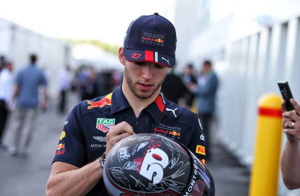 Gasly ready to push in Austria this weekend