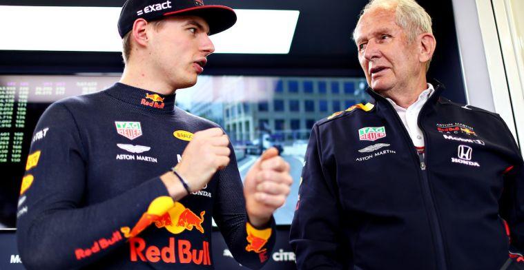 Red Bull over Honda motor: Proberen meer risico te nemen, maar het is lastig