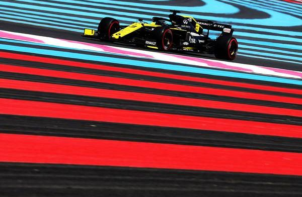 Ricciardo wants layout change at Paul Ricard