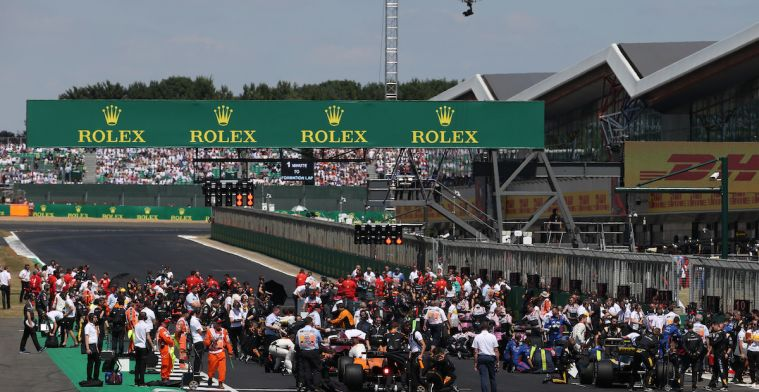 'Silverstone kandidaat voor in-season testdagen in 2020'