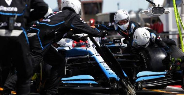 Kubica: Williams are well prepared for Austrian Grand Prix