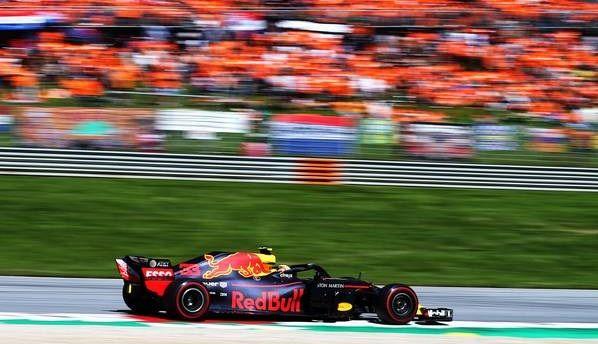 Vliegende ronde Red Bull Ring door ogen Max Verstappen