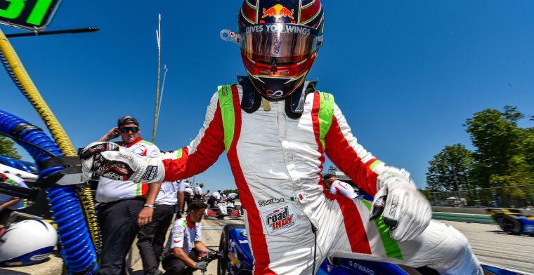 Red Bull junior O'Ward invaller bij MP Motorsports tijdens de F2 in Oostenrijk