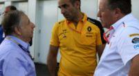 """Afbeelding: Abiteboul: """"Succes McLaren is ook dankzij ons"""""""