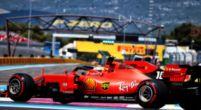 Afbeelding: Ferrari test opnieuw onderdelen van GP Frankrijk