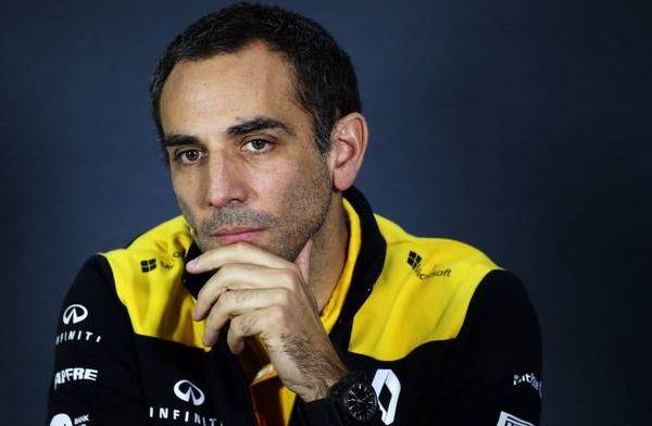 Renault gaat de strijd aan met McLaren: 'Onze long runs zijn de focus'