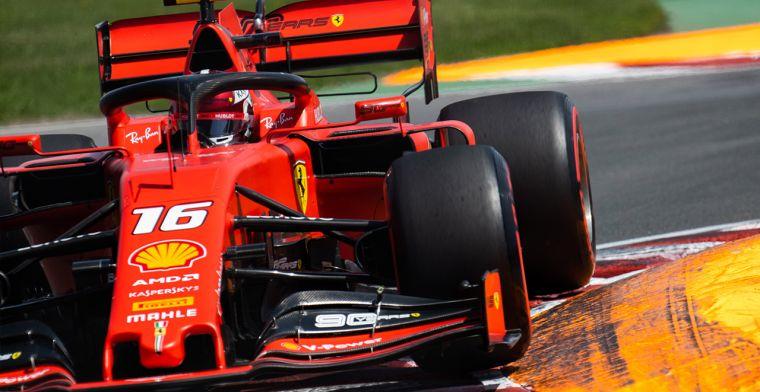 Leclerc verwacht sterkere performance dan in Frankrijk