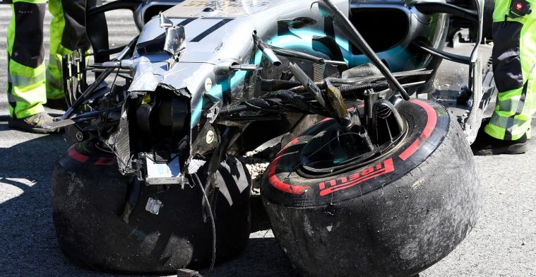Samenvatting VT2 GP Oostenrijk: Verstappen en Bottas crashen in chaotische VT2!