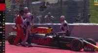 Afbeelding: Max Verstappen knalt in de muur tijdens VT2 in Oostenrijk!