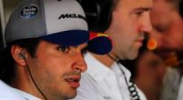 Image: Sainz will start from the back of the grid for the Austria Grand Prix