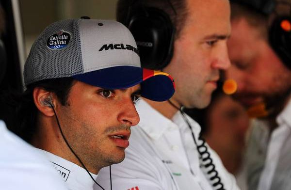 Carlos Sainz: Grid penalty has ruined my weekend