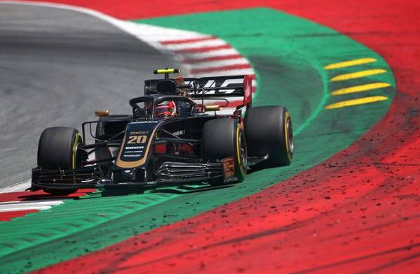 Magnussen faces five-place grid penalty for gearbox change