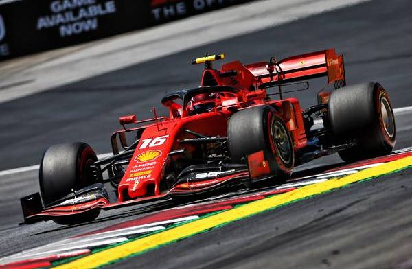 Leclerc takes pole position, Hamilton facing penalty, Vettel sets no time in Q3!