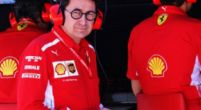 "Image: Binotto looks on the bright side: ""Two poles in the last three races"""