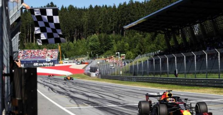 Verstappen and Leclerc under investigation for Austrian Grand Prix incident