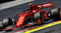"""Image: Leclerc on Verstappen collision: """"For me it was pretty clear"""""""