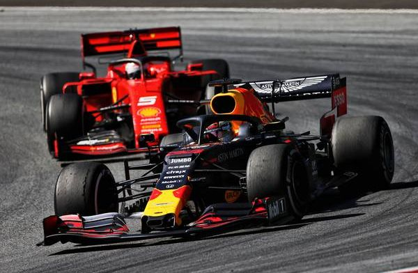 Red Bull target Ferrari in constructors' championship!