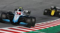 "Image: Kubica couldn't manage ""very bad handling"" of Williams car in Austria"