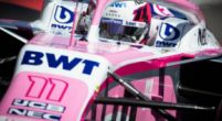 """Image: Perez says points were just out of his reach after """"good start"""""""