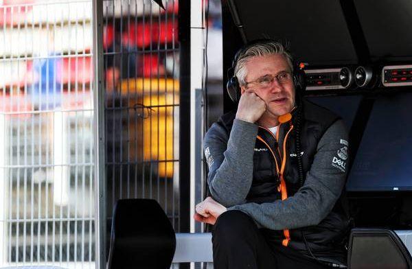 Pat Fry to leave McLaren